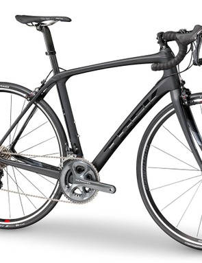 The Trek Domane SLR 6 is the most affordable machine at $4,999 / £3,600 / AU$5,799