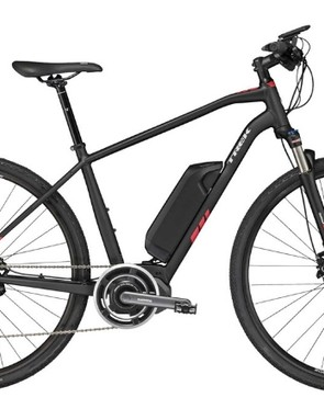 The Trek Dual Sport+ would be a great e-commuter, and it's currently a bargain