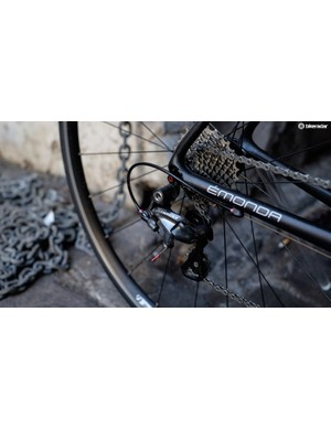 Ultegra shifting is as flawless as ever