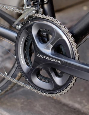Including a full, unadulterated groupset is a classy move from Trek