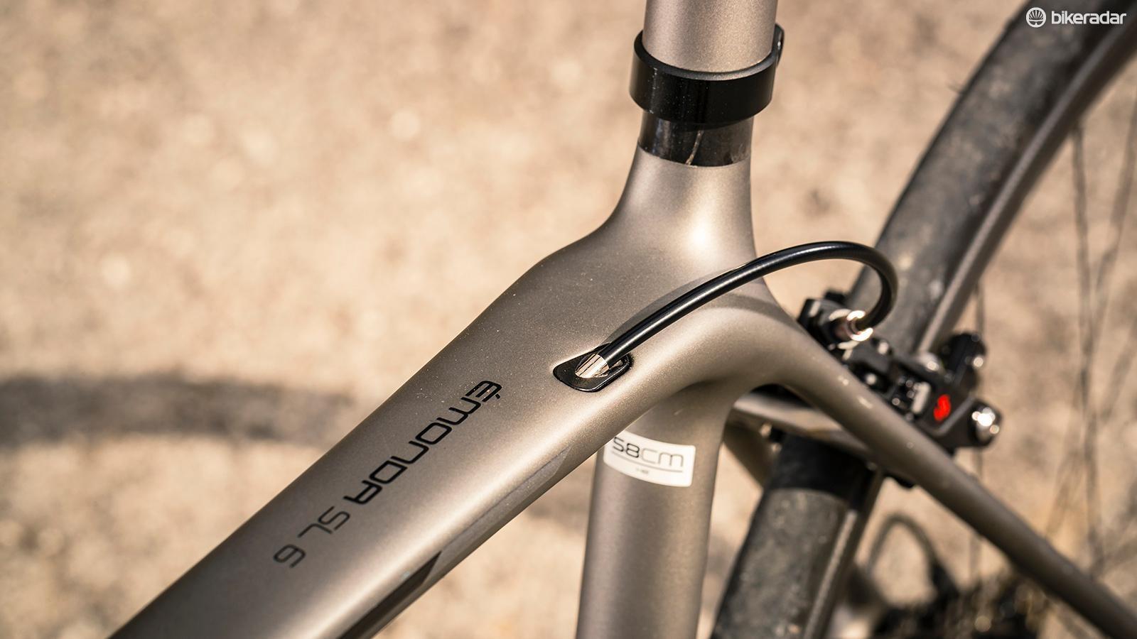 f3d3f4ff9e6 Trek Emonda SL6 Pro review - BikeRadar