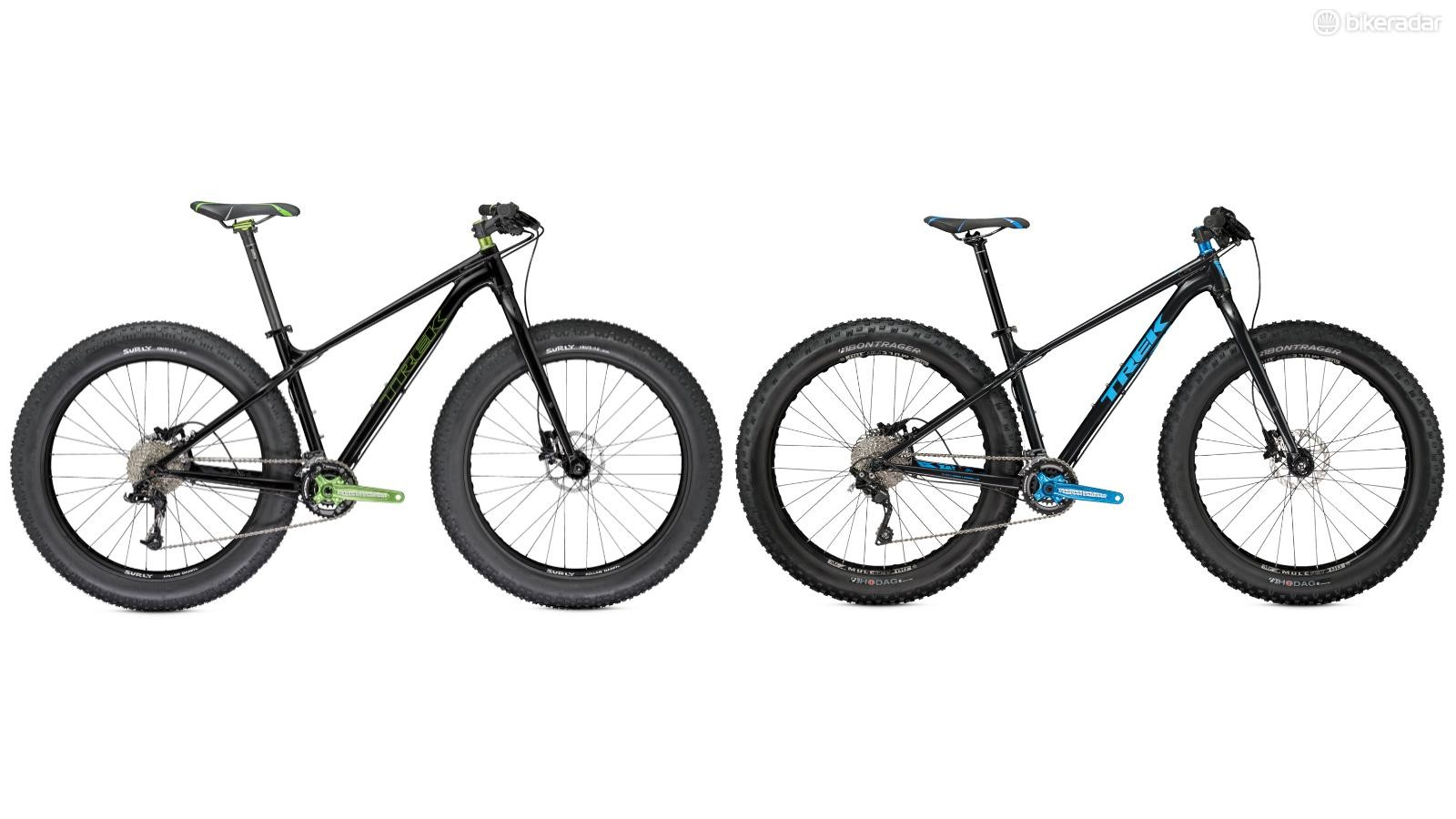 Trek is recalling more than 4,000 model year 2014 and 2015 Farley 6 fat bikes