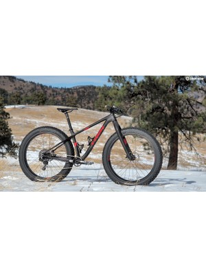 Don't resort to riding a trainer. Give fat biking a go!