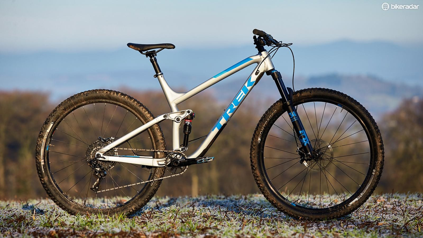 The Trek Fuel EX 9 29