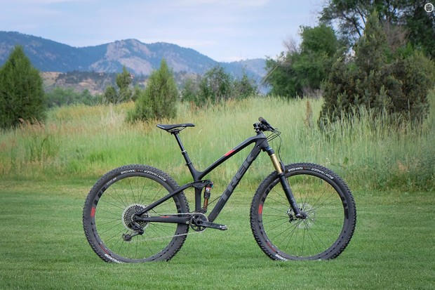 The new Fuel EX 9.9 29 is a much more aggressive trail bike than its predecessors