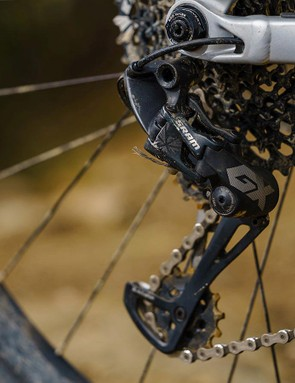 SRAM's GX Eagle is popular on bikes of this type