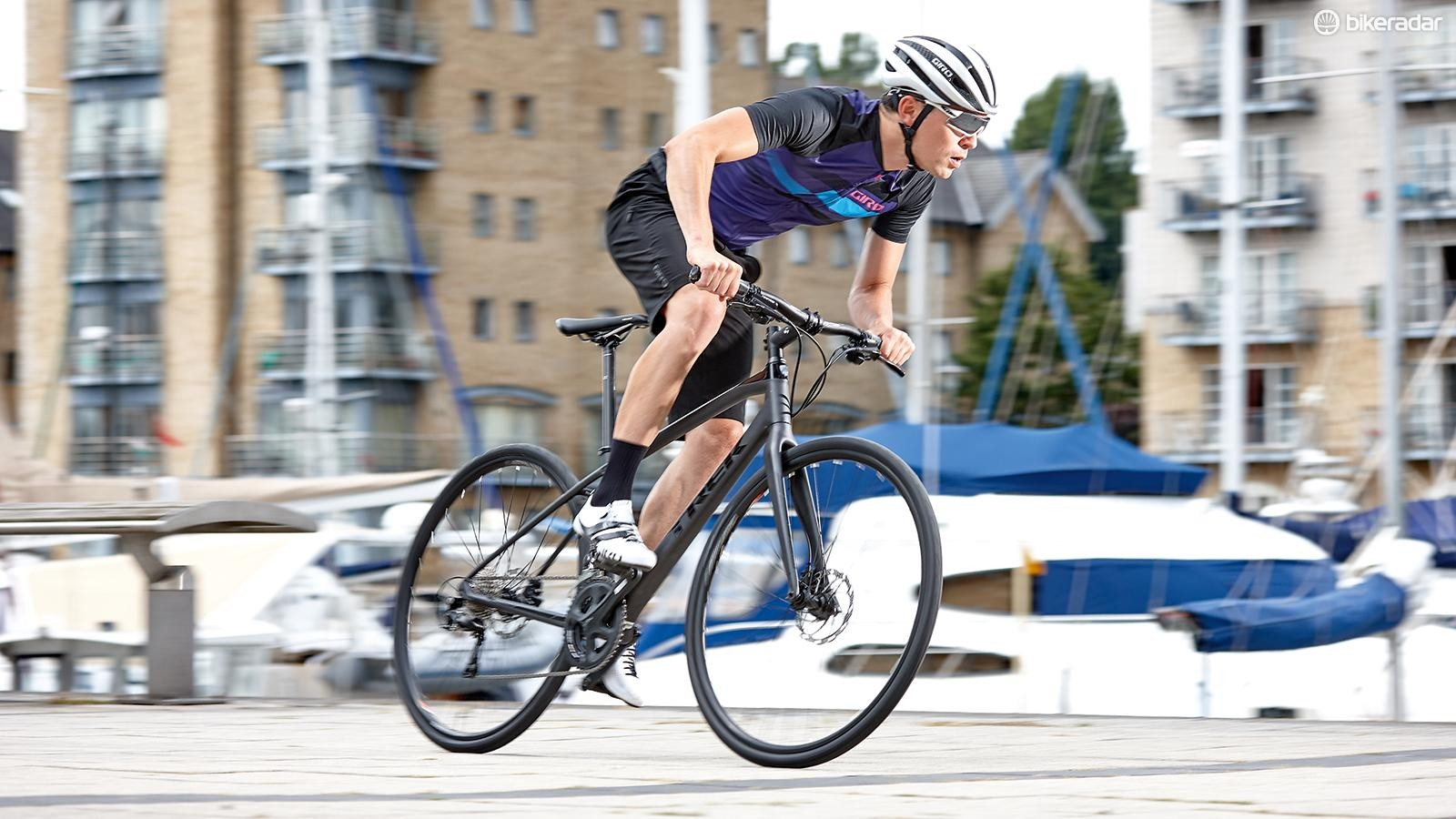 The Sport 6 is an extremely capable bike that is a joy to ride