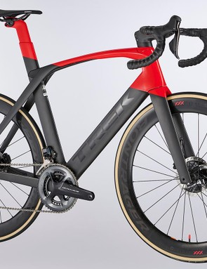 The Trek Madone SLR 9 looks just as good as it rides