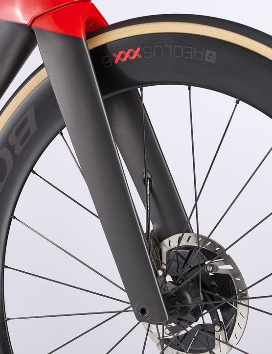 Bontrager's Aeolus XXX 6 wheels are impressive