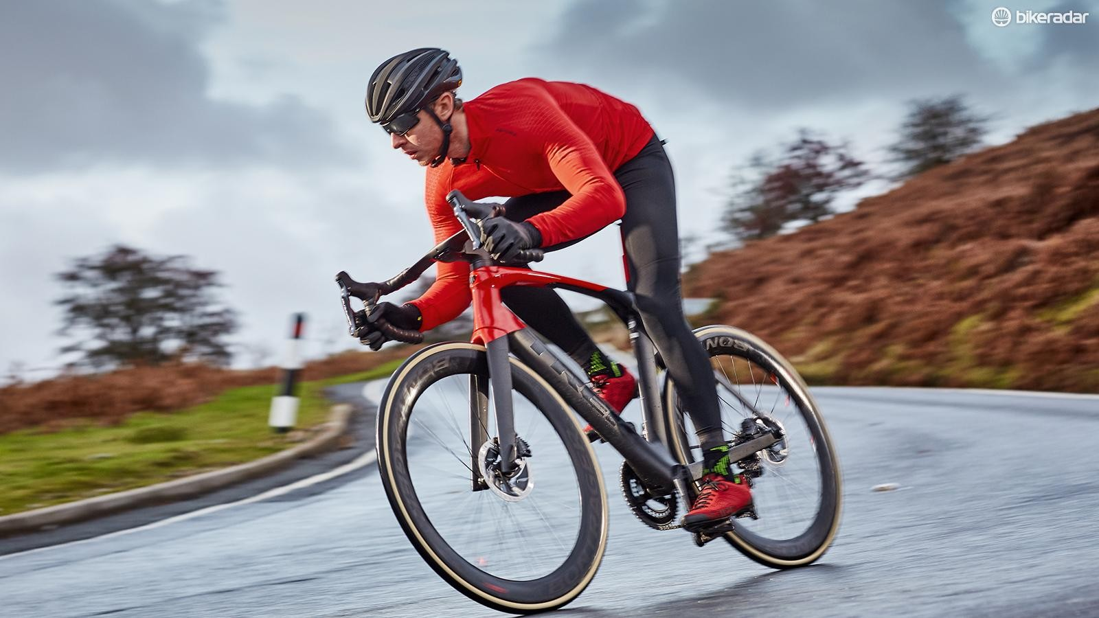 Trek's Madone SLR 9 has the speed of a race bike but the compliance of an endurance machine