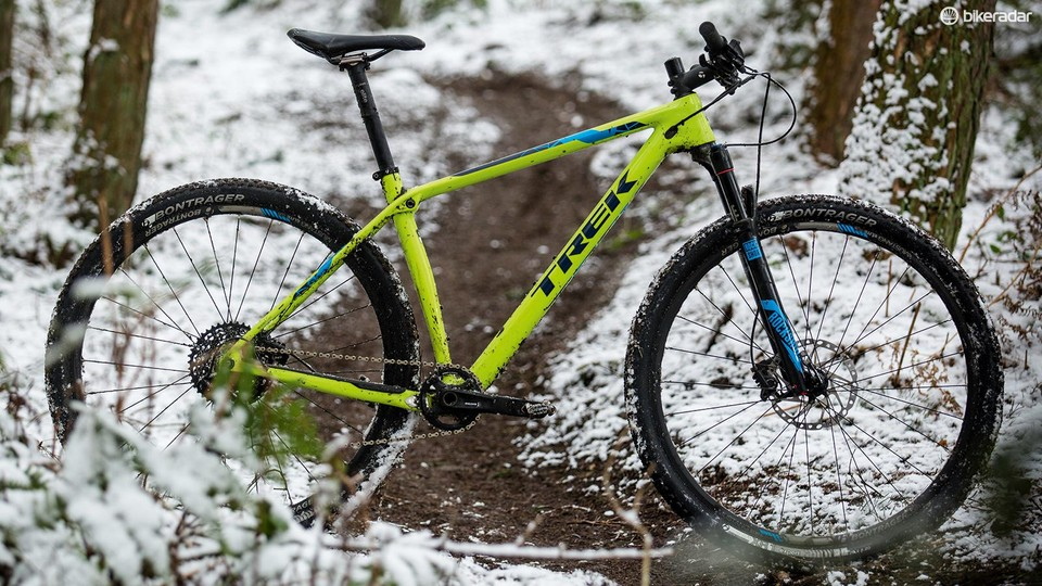 1d9fc8f25c5 It may look like a hardtail, but Trek's IsoSpeed tech adds a welcome bit of