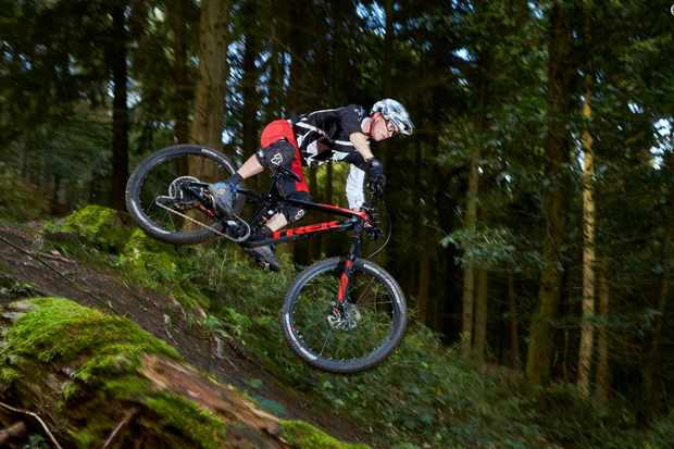 The new Remedy is a totally planted and highly capable long-travel trail bike