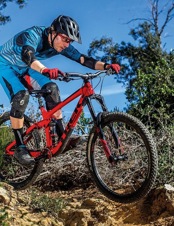 The Remedy 9 Race Shop Limited has noticably active, supple suspension