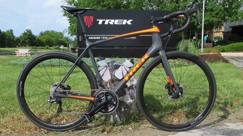 987c100f65f Trek's new Emonda SLR9 Project One Disc, with Dura-Ace Di2 and Aeolus 3