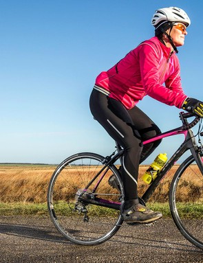 If you're aiming to put in the long miles on a regular basis, the Silque should be on your list