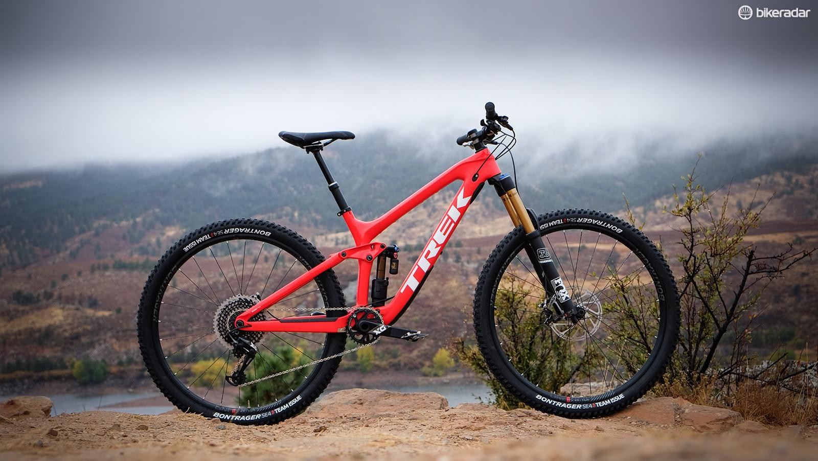 The Slash 9.9 is a potent enduro weapon