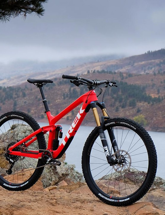 The Slash is a worthy successor to Trek's Remedy 29