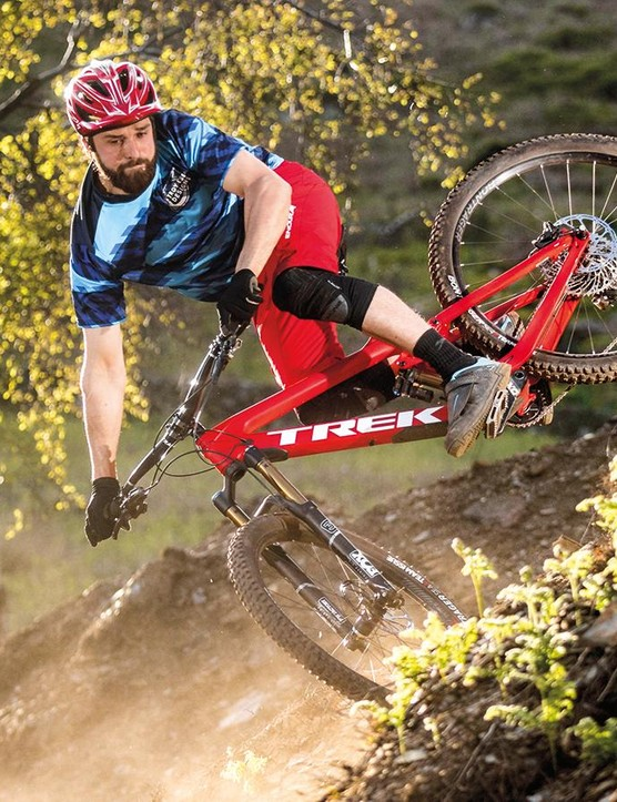 The Slash fought off stiff competition from the likes of Cannondale and Santa Cruz