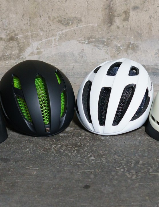 The full lineup of WaveCel-equipped helmets