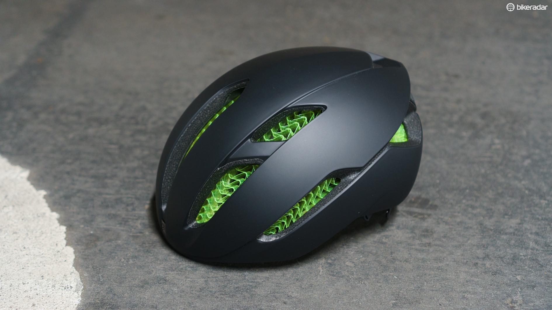 The XXX is the road-focussed helmet