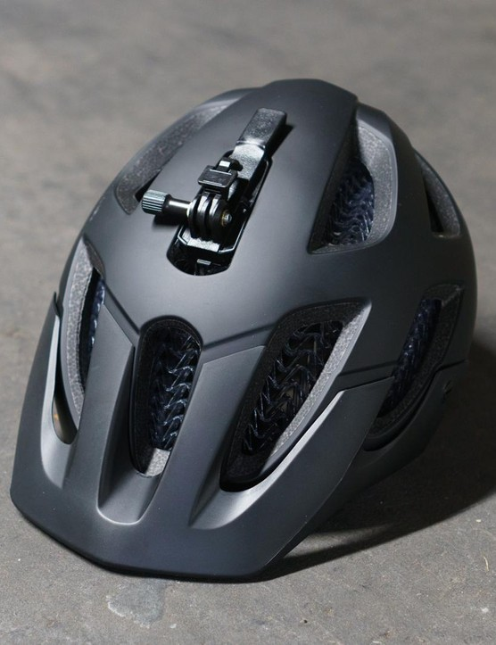 The Blaze is the MTB lid in the lineup