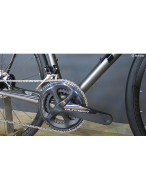 New Ultegra is still a pretty rare beast on new bikes