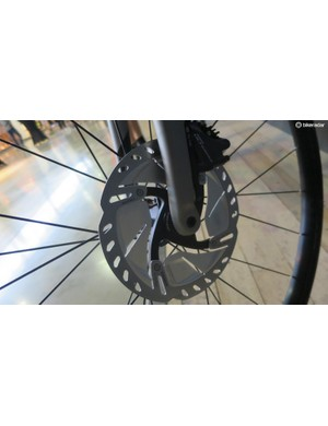 The new Ultegra calipers and road specific rotors look like a step ahead of current designs