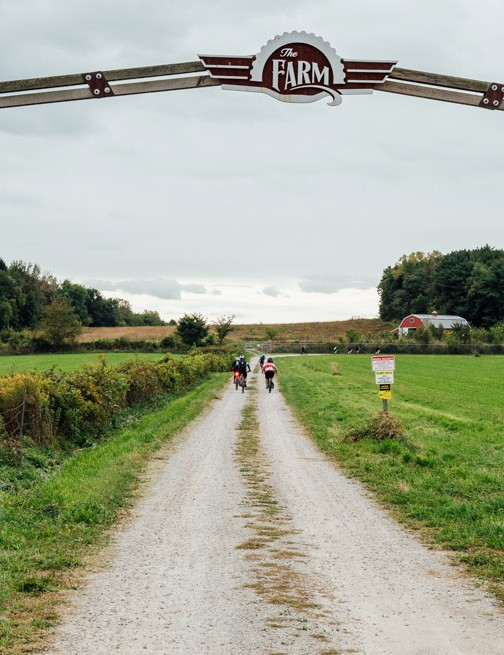 The Farm, Trek's very own trail centre