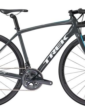 The Trek Domane SL 6 Disc Women's is BikeRadar's pick for Women's Road Bike of the Year 2018