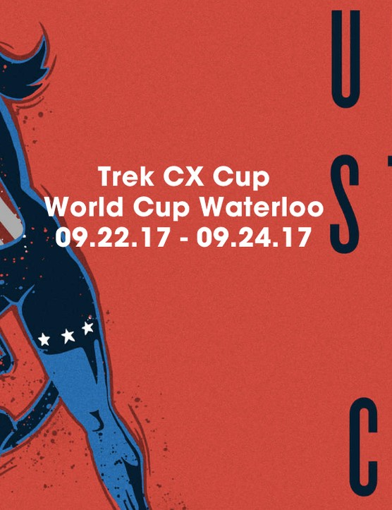 The Telenet UCI Cyclo-cross World Cup Waterloo will be the first World Cup to deliver equal prize money to men and women