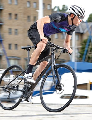 The Trek FX Sport 6 is a high-end fitness bike with everything you might need