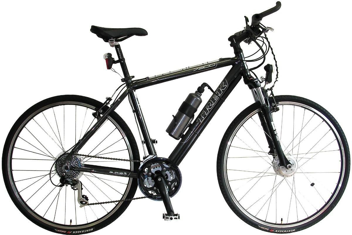 Cytronex Powered Trek 7300 electric bike