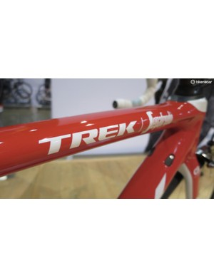 The Domane Race Shop Limited comes in Trek Segafredo team colours, or any finish you like for £10,500