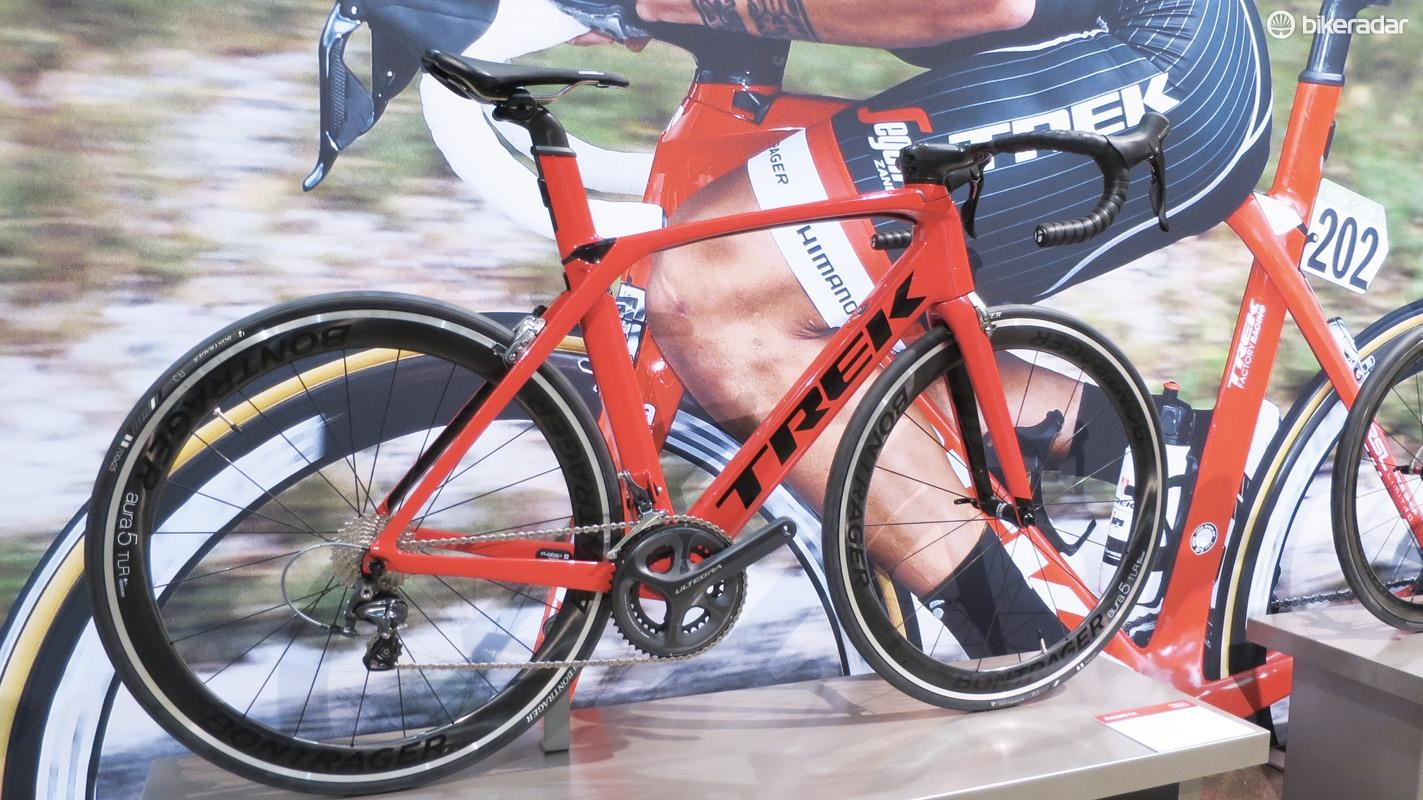 Entry into the Madone family starts with the 9.2 at £4,400