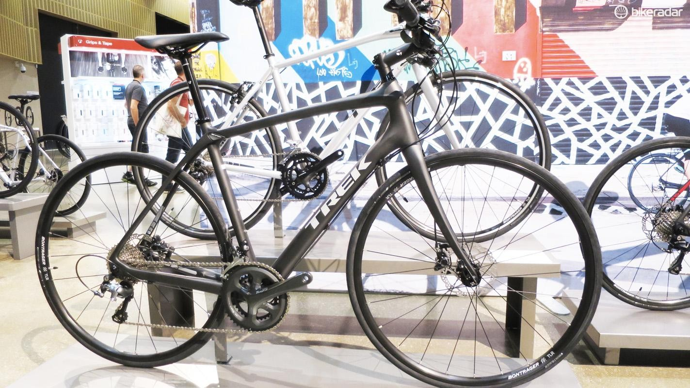 The FX 5 is a high-end commuter that uses Isospeed tech from a pro-level race bike