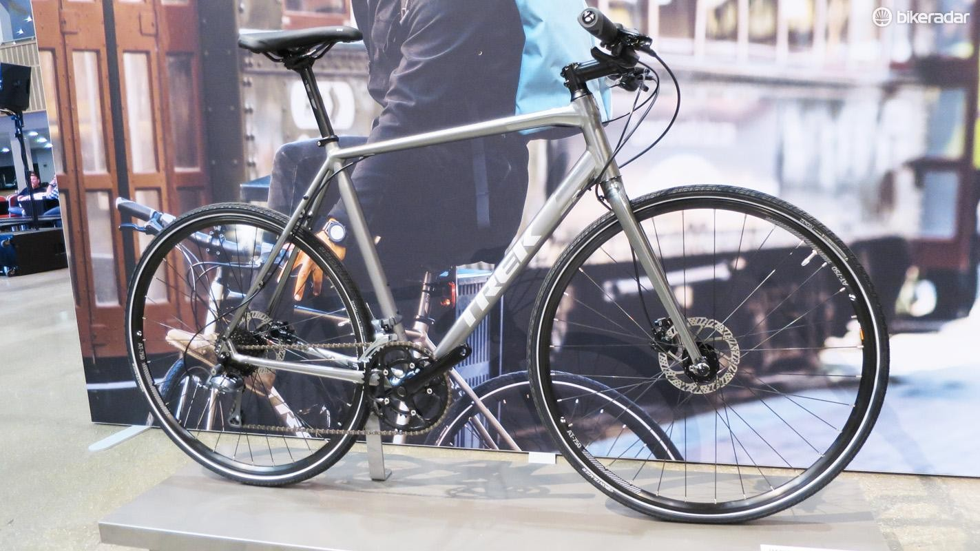 The budget priced Zektor 2 is a clean looking commuter bike for not much cash