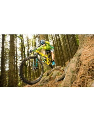 One of the original trail 29ers, the Tallboy continues to impress