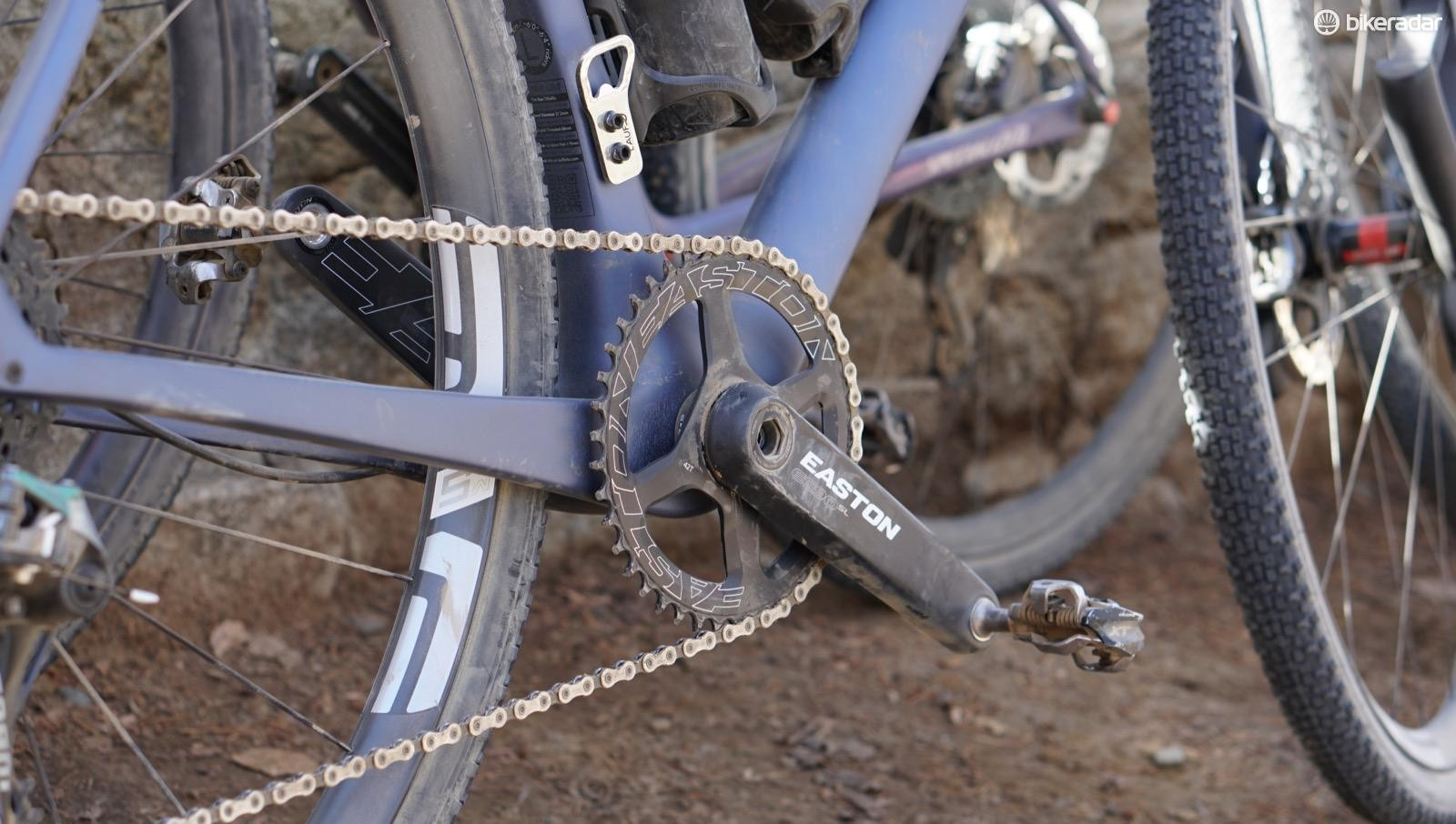 Beer or Gear? Lauf is better most gravel racers will opt for a 1x and a beer opener over an eTap front derailleur