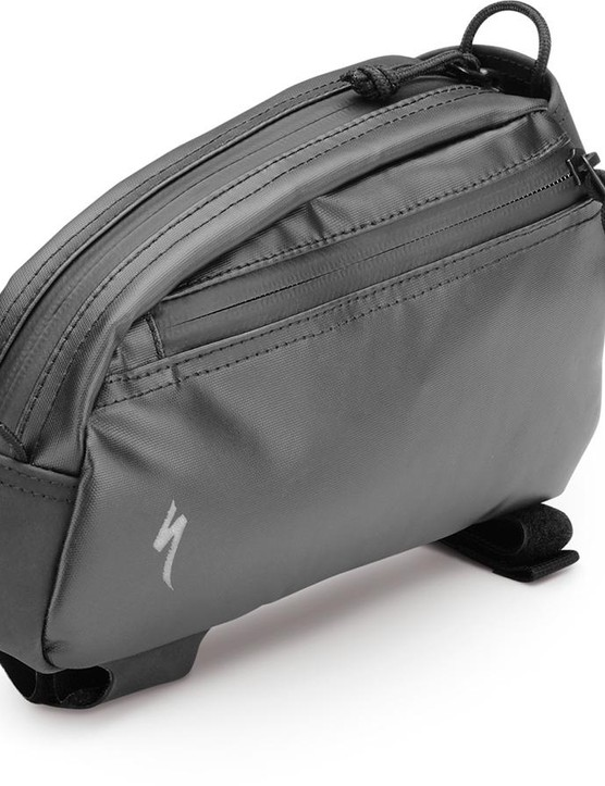 This pack has just enough room to carry easy access items
