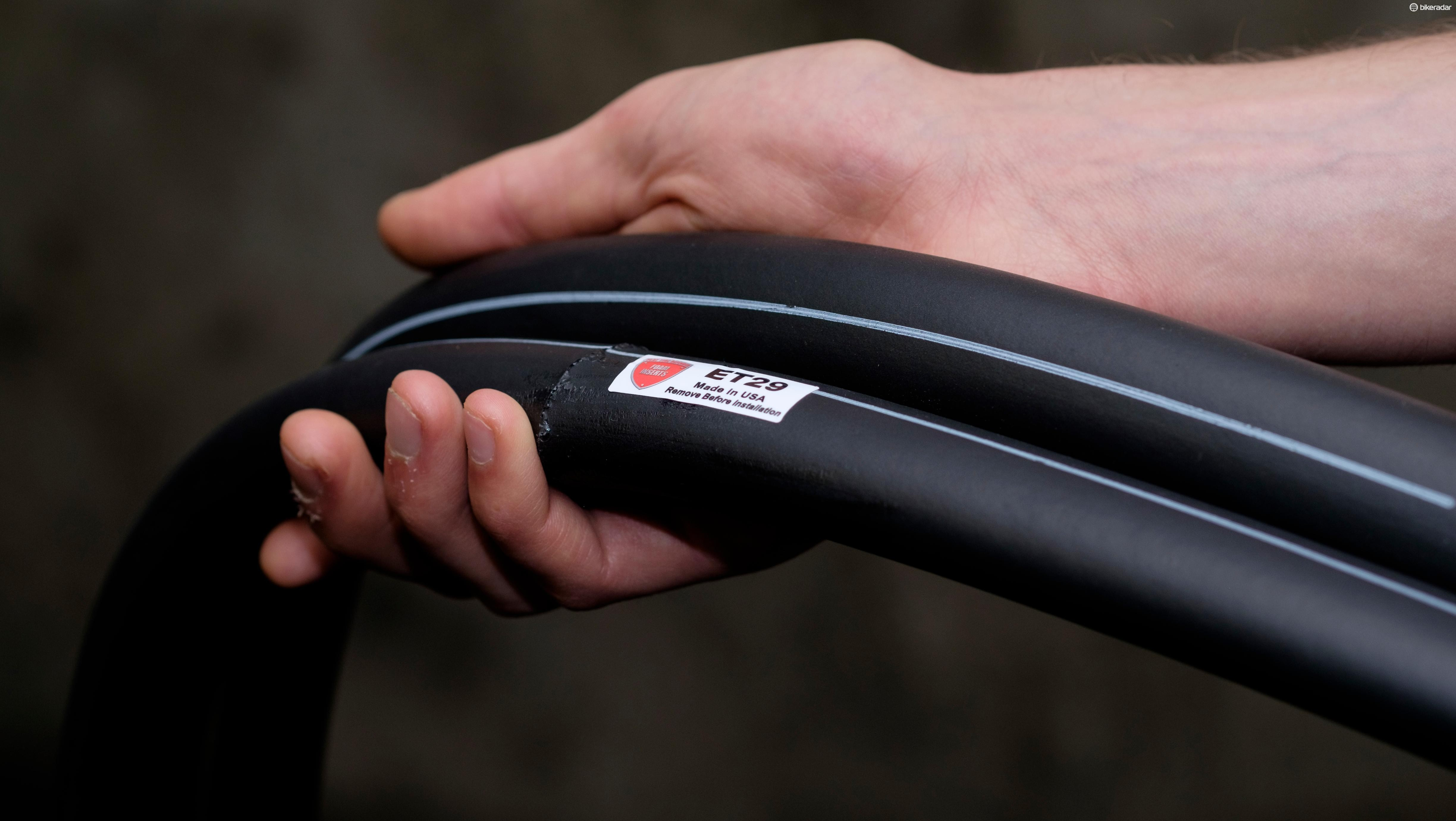 Flat Tire Defenders are designed to protect your tyres from flats