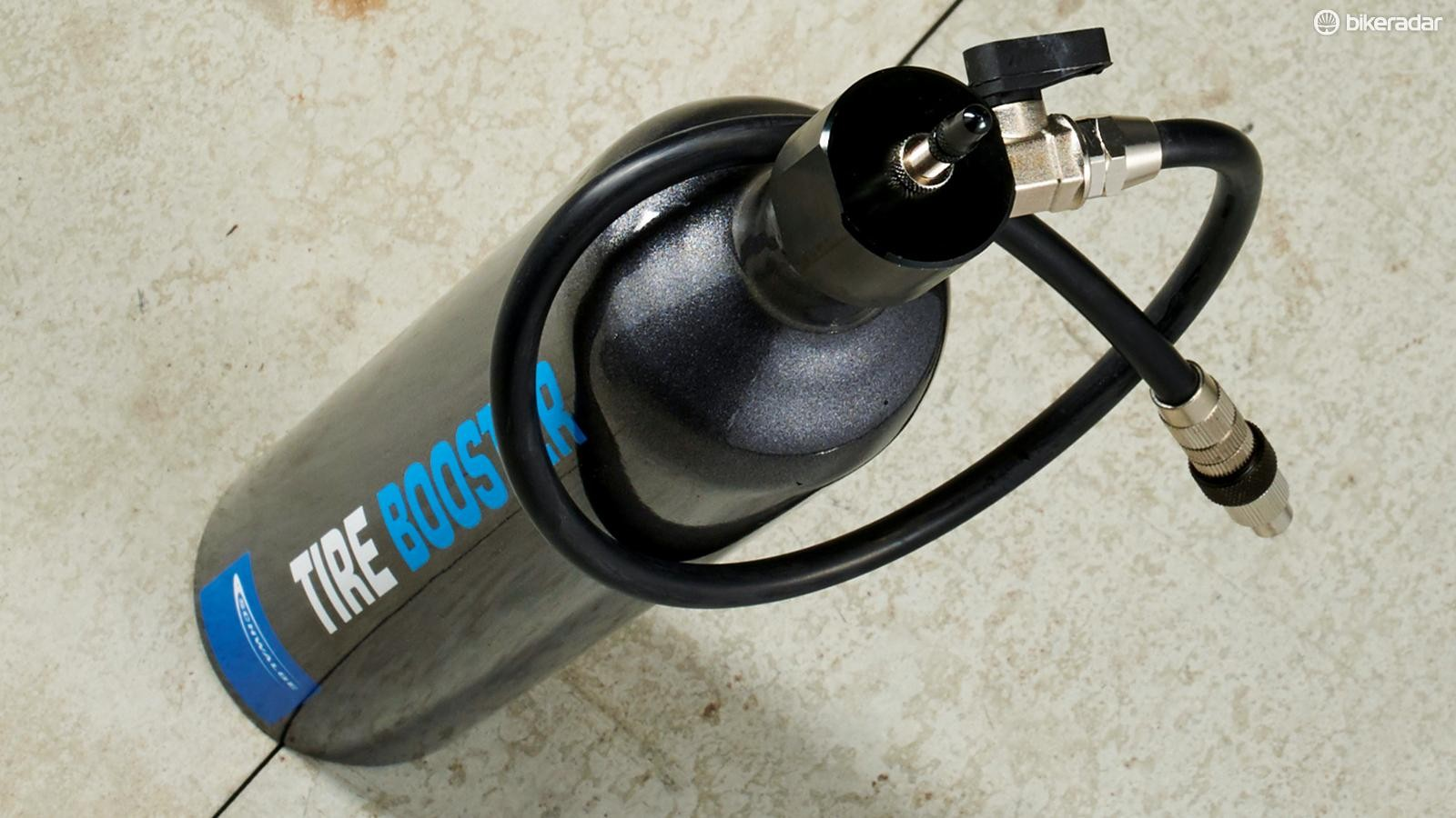 Schwalbe Tyre Booster