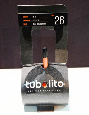 Everything about the Tubolito is small, except the price tag