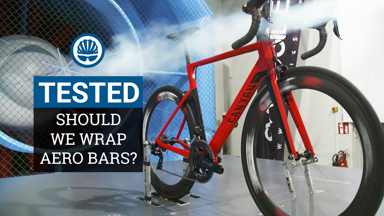 So which is best? Bar tape or no bar tape? We find out…