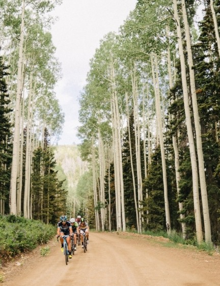 Crusher in the Tushar is a gravel race high in the mountains of Utah