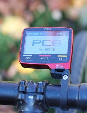 SRM's new PC8 offers GPS in addition to its suite of power functionality