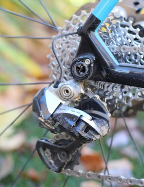 Shimano Dura-Ace Di2 and Focus' RAT axle