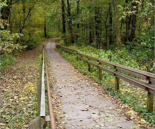 Mississippi's Tuxachanie National Recreation Trail
