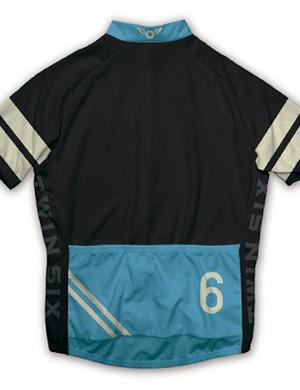 Twin Six Deluxe jersey rear