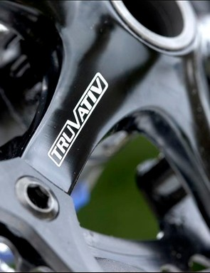 Truvativ Elita triple chainset is great for the money