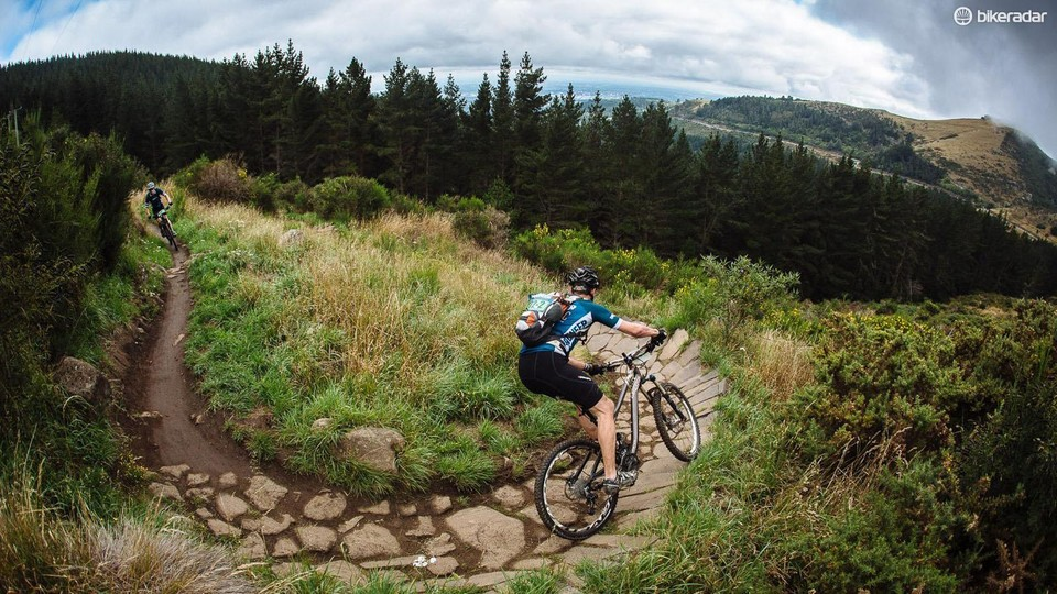 e38a8f90e30 New Zealand's The Pioneer 500km MTB stage race gets off to a brutal start
